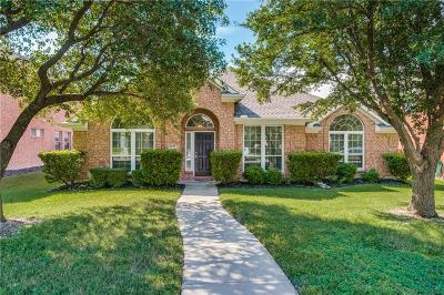 Frisco TX Single Family Home For Sale: $300,000