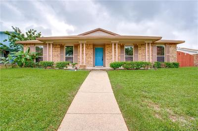 Dallas, Fort Worth Single Family Home For Sale: 7638 Christie Lane