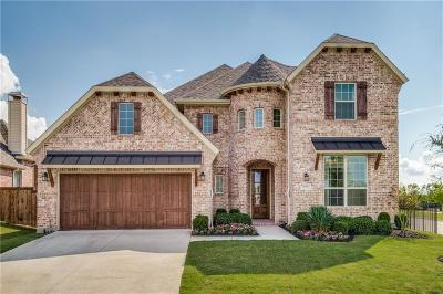 Prosper Single Family Home For Sale: 4881 Perennial Way