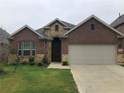Fate Single Family Home For Sale: 782 Bosley Drive