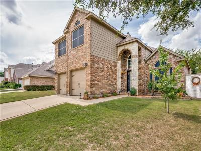 Fort Worth TX Single Family Home For Sale: $242,500