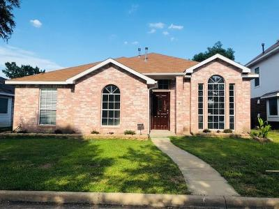 Garland Single Family Home For Sale: 2926 Snapdragon Court