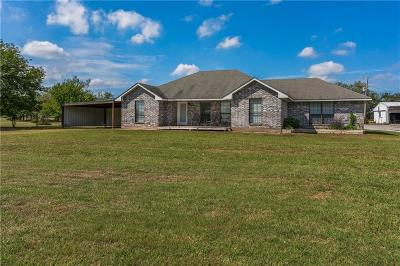 Sherman Single Family Home For Sale: 175 Wolff Drive