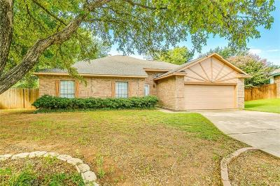 Arlington Single Family Home For Sale: 4012 Kingsferry Drive