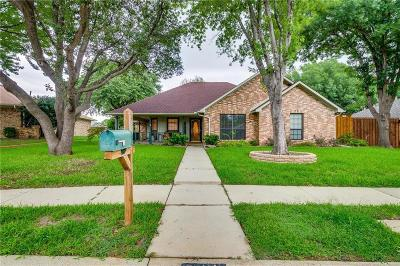 Lewisville Single Family Home For Sale: 1535 Gunnison Trail