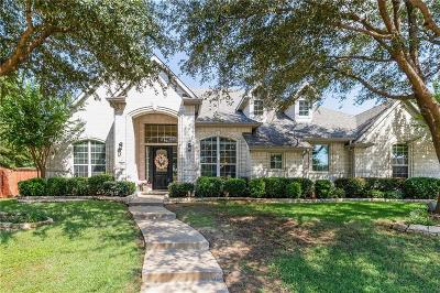 Flower Mound Single Family Home For Sale: 5917 Lavon Drive