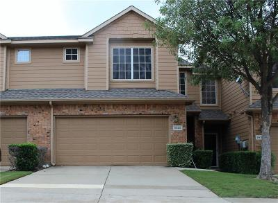 Plano Townhouse For Sale: 9905 Rockwall Road