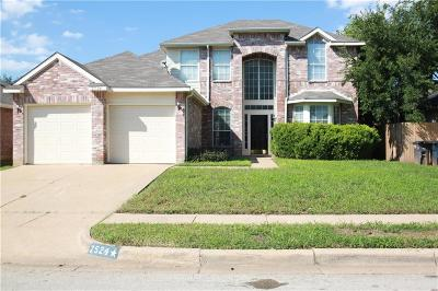 Fort Worth TX Single Family Home For Sale: $173,000