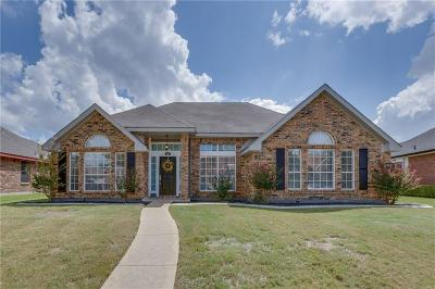 Rowlett Single Family Home For Sale: 7914 Coastway Drive