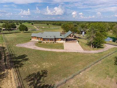 Wills Point Farm & Ranch For Sale: 1175 Vz County Road 3702