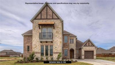Prosper Single Family Home For Sale: 760 Kesswick Pass