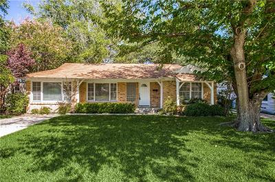 Single Family Home For Sale: 6137 Sudbury Drive