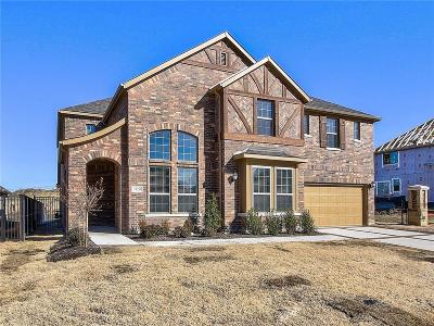 Wylie Single Family Home For Sale: 1421 Tenacity Drive