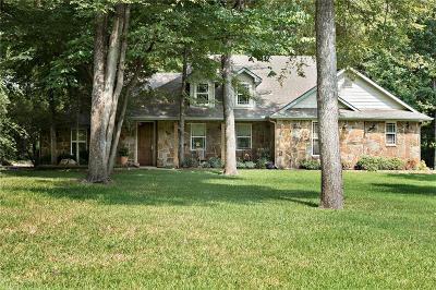 Athens Single Family Home For Sale: 4923 Lago Vista Drive