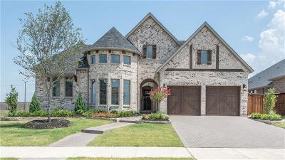 Frisco Single Family Home For Sale: 3942 Idlebrook Drive