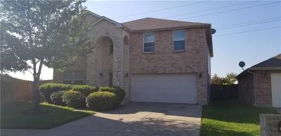 Fort Worth Single Family Home For Sale: 7536 Indigo Ridge Drive