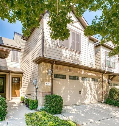Collin County Townhouse For Sale