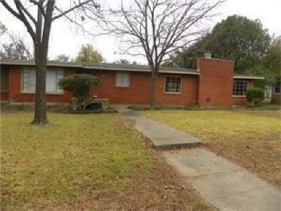 Richland Hills Single Family Home For Sale: 7274 Hardisty Street