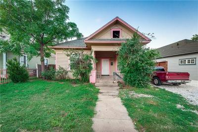 Dallas Single Family Home For Sale: 729 Melba Street