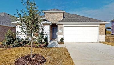 Forney TX Single Family Home For Sale: $267,860