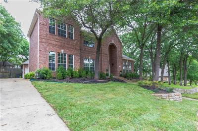 Crowley Single Family Home For Sale: 804 Red Oak Court