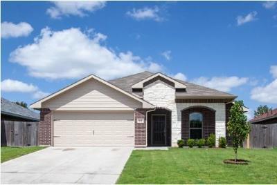 Terrell Single Family Home For Sale: 121 Hamilton Drive