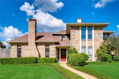 Dallas Single Family Home For Sale: 4307 Quail Hollow Road