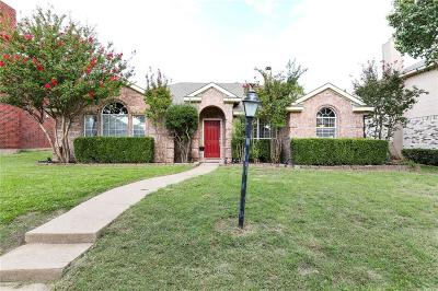 Frisco Single Family Home For Sale: 7700 Tournament Road