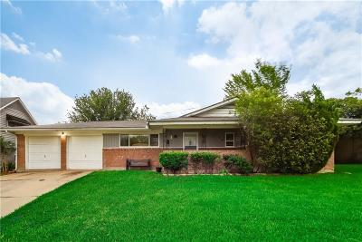 Fort Worth TX Single Family Home For Sale: $183,900