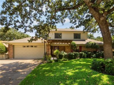 Hurst, Euless, Bedford Single Family Home For Sale: 3012 Oak Valley Drive