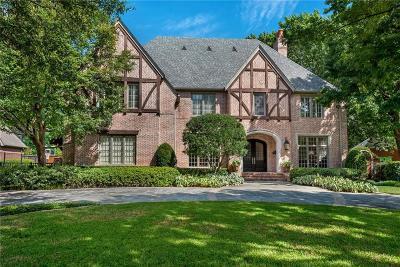 Dallas Single Family Home For Sale: 6239 Park Lane