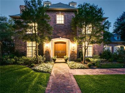 Dallas Single Family Home For Sale: 6606 Glendora Avenue
