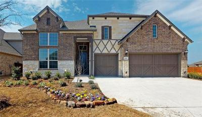 McKinney TX Single Family Home For Sale: $439,990