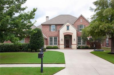 Flower Mound Single Family Home For Sale: 5121 Brownstone Drive