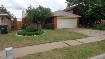 Plano Single Family Home For Sale: 6792 Moccasin Drive