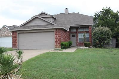 Grand Prairie Single Family Home For Sale: 814 Forest Oaks Drive