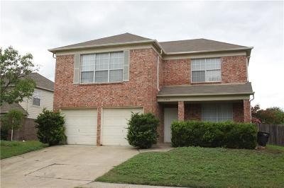 Tarrant County Single Family Home For Sale: 7544 Meadow Creek Drive
