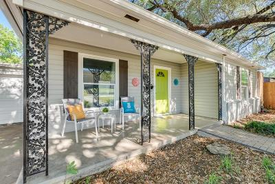 Fort Worth Single Family Home For Sale: 3137 Bigham Boulevard