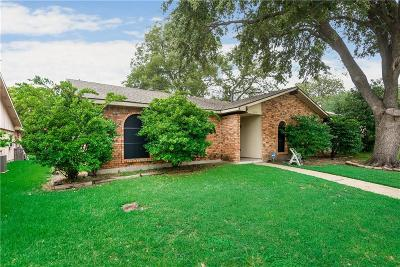 Garland Single Family Home Active Option Contract: 6333 Fallbrook Drive
