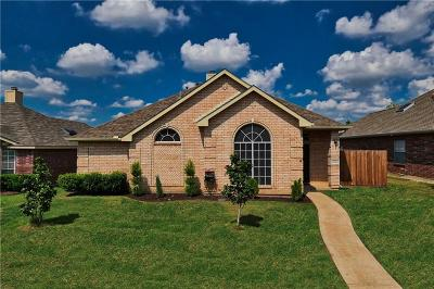 Frisco TX Single Family Home For Sale: $265,000