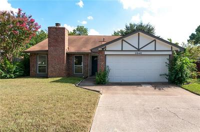 Hurst, Euless, Bedford Single Family Home For Sale: 2948 Woodbridge Drive