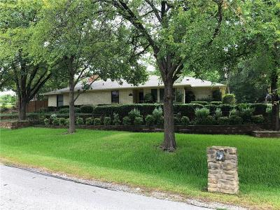 Grand Prairie Single Family Home For Sale: 1834 Wildwood Drive