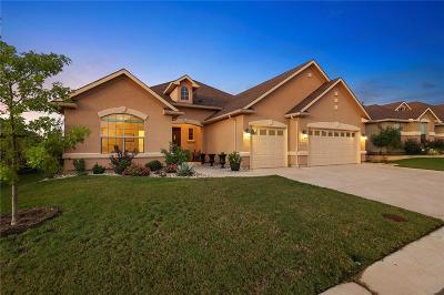 Denton Single Family Home For Sale: 9212 Ambrosia Court