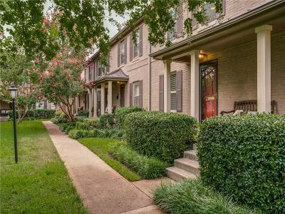 Dallas Condo For Sale: 6333 Oriole Drive