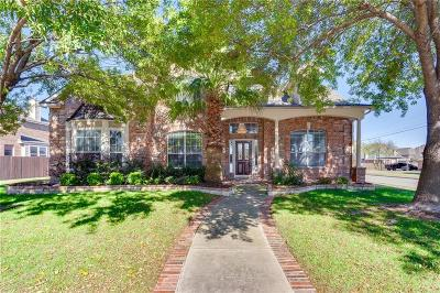 Allen Single Family Home For Sale: 1621 Ponderosa Drive