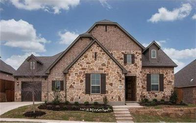 Colleyville Single Family Home For Sale: 4008 Lombardy Court
