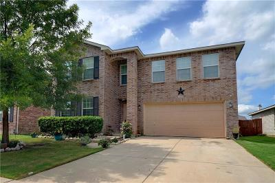 Single Family Home For Sale: 16621 Windthorst Way