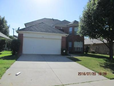 Euless Residential Lease For Lease: 1129 Marshall Drive