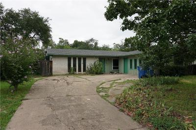 Dallas Single Family Home For Sale: 3263 Saint Croix Drive