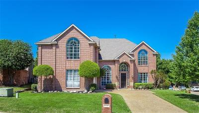 Mckinney Single Family Home For Sale: 2732 Brookside Lane